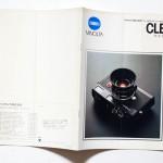 MONILTA ミノルタ CLE カタログ S56