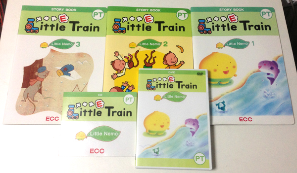 ECC Little Train