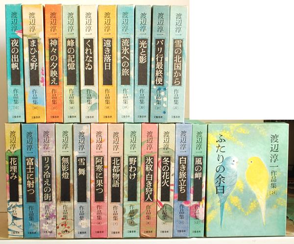 【全23巻セット】渡辺淳一作品集