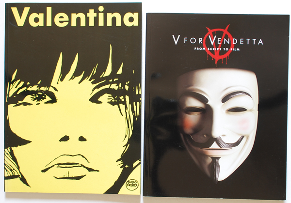 V for Vendetta  From Script to Filmなど洋書画集を買取